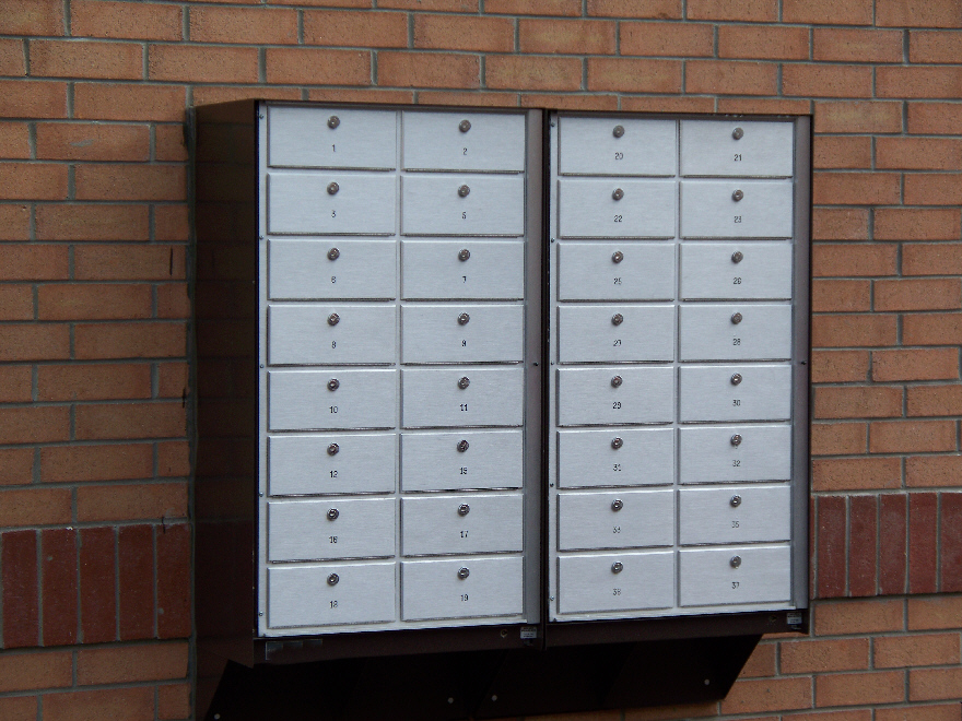Exterior Mailboxes Commercial Fort Wayne Commercial Exterior Painting Aaa Perfection Mailboxes