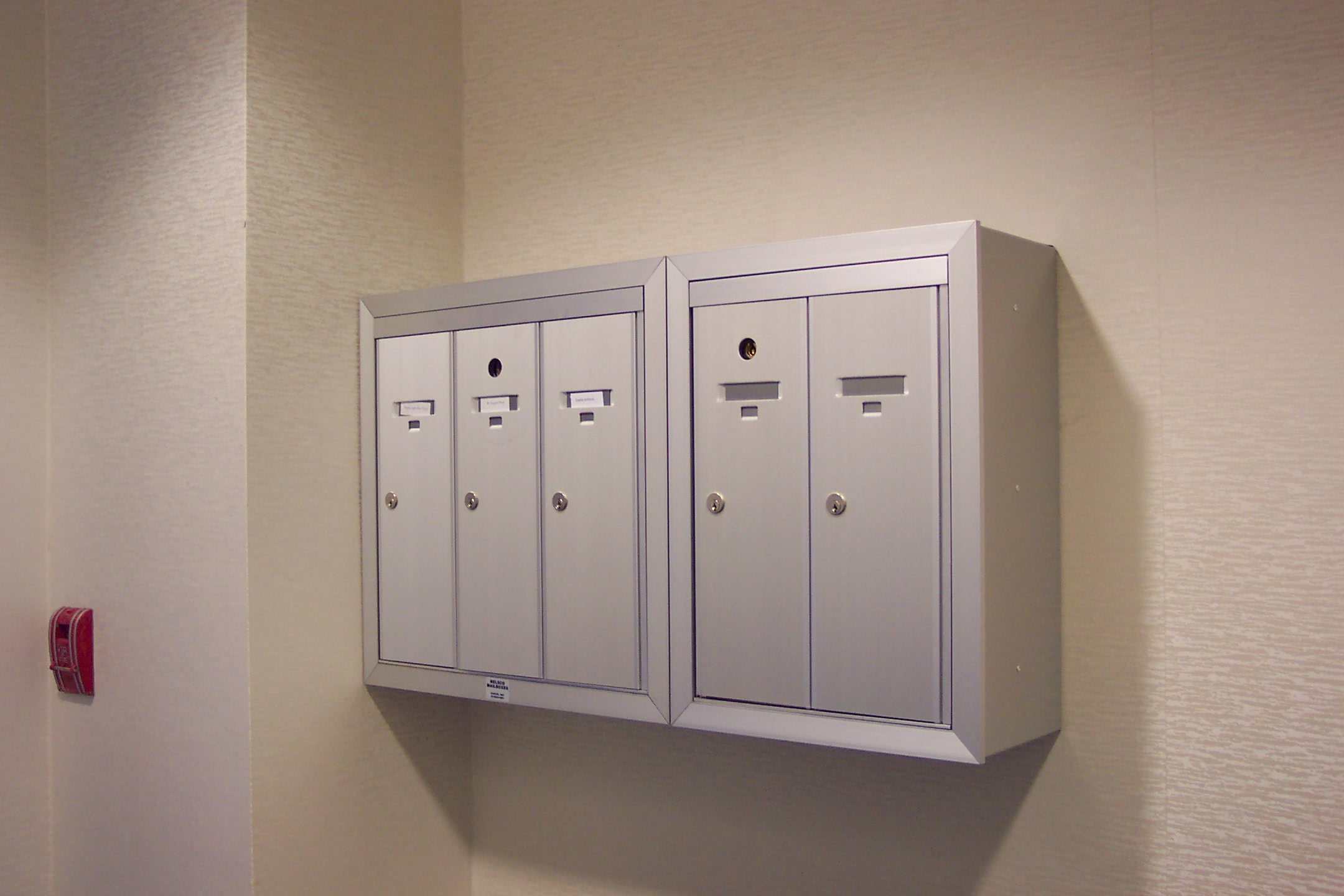 Interior Wallmount Two ...